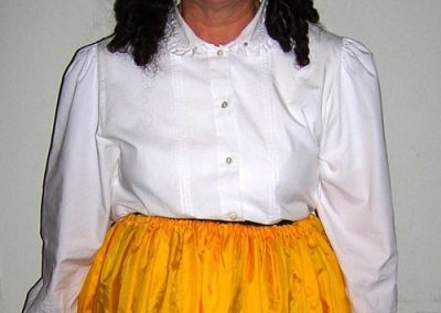 Mrs Fezziwig: Eileen Finningley