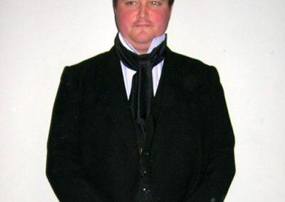 Gary Burdeau, a businessman