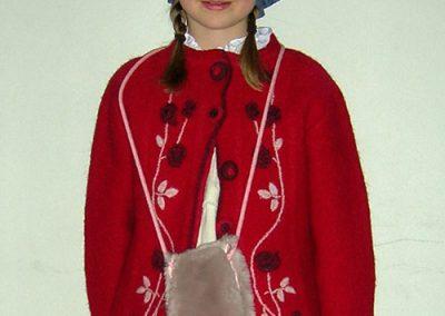 Emily Ashberry, smallest Crachit