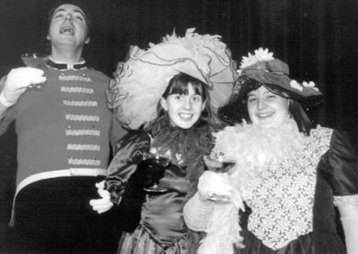 Jason Hippisley, Jenny Davidson and Clair Dewison