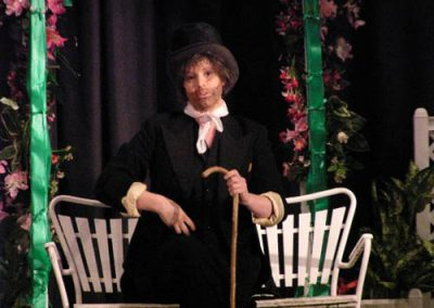 Vicky Ashberry as Burlington Bertie