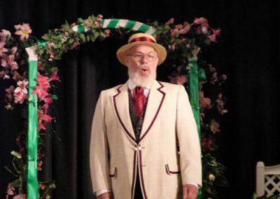 Eddy Simpson sings 'Love's Old Sweet Song