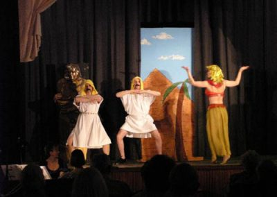 The Sand Dance - Vicky Ashberry, Steve Marshall and Tracey Hunt