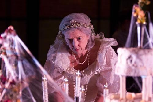 Janet Marshall as Miss Havisham