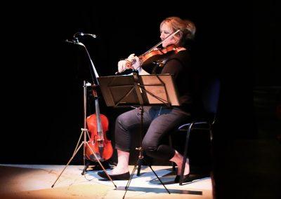 Musician Hannah Borrill