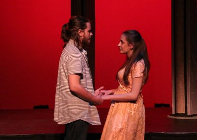 Romeo and Juliet (Aiden Clark and Sophie Marlowe)