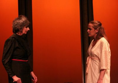 Patrizia and Juliet (Su Toogood and Sophie Marlowe)