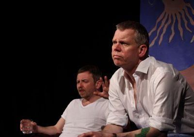 Cooper (Philip Little) and Thomas (Jez Ashberry)