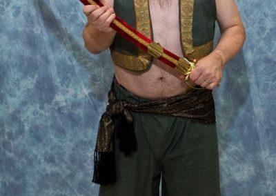 The Executioner (Chris Matthews)