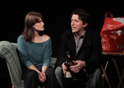 Natalie Reed and Stephen Gillard