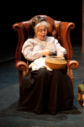 Mme Alvarez, played by Ruth Andrews