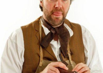 Jason Hippisley as Will Mossop
