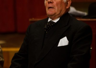 Henry Hobson, played by John Leighton