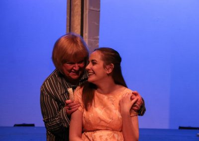 Annetta and Juliet (Peggy Reading and Sophie Marlowe)