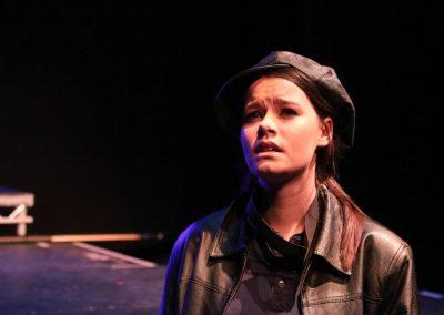 Mercutio (Georgina Wilmer)