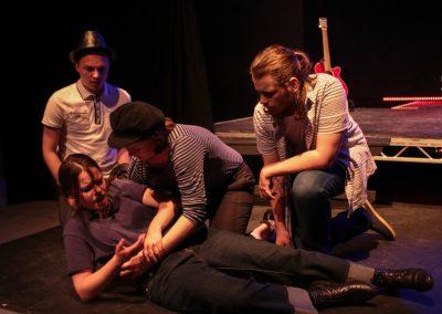 Death of Mercutio (Georgina Wilmer)