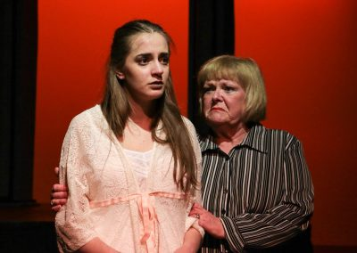 Juliet and Annetta (Sophie Marlowe and Peggy Reading)
